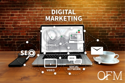 Digital marketing for