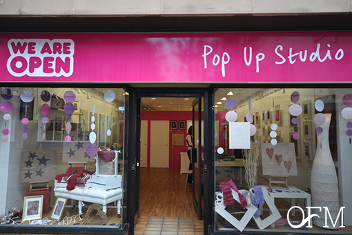 Why pop-up shops need digital marketing and a website