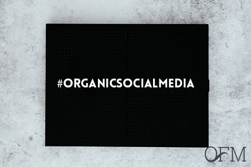 How to use organic social media?